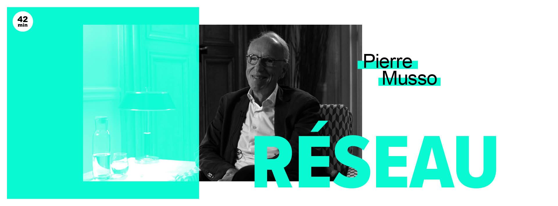 Pierre MUSSO - RÉSEAU